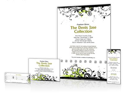 Ticket Design Online Event Ticket Design Template