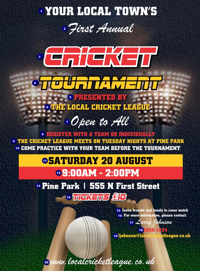 cricket 2 flyer