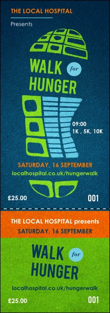 Walk Event Ticket