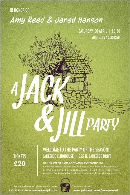 Jack and Jill 2 Poster
