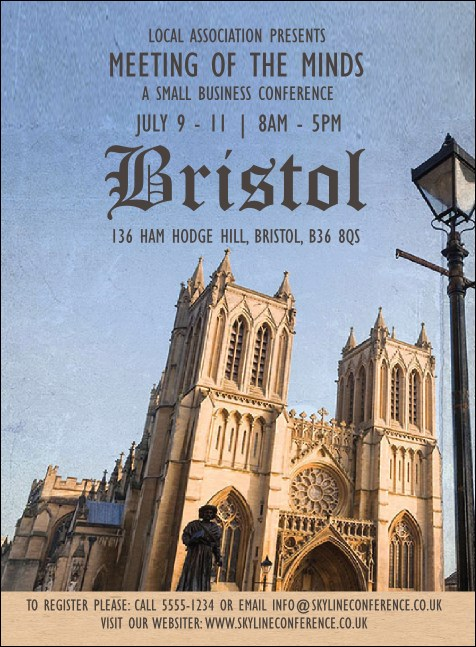 Bristol Invitation