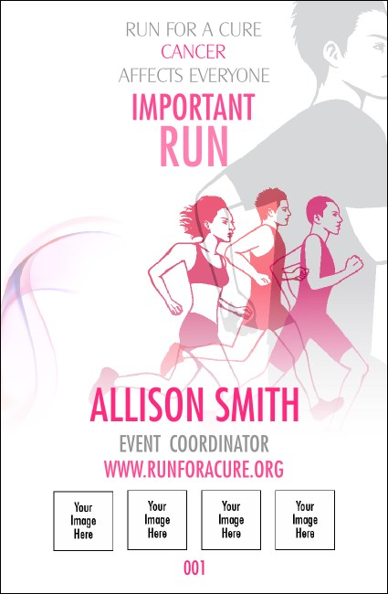 Run for a Cure Pink Drink Ticket