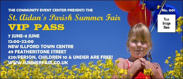 Summer Fair VIP Pass
