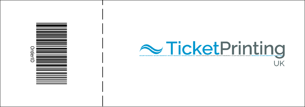 Fine Art General Admission Ticket Product Back